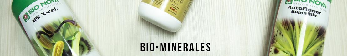 Fertilizantes bio minerales