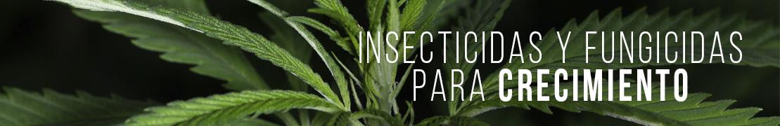 Insecticidas para crecimiento marihuana