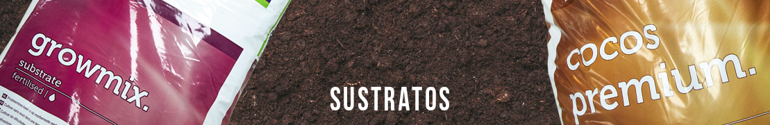 Sustratos cannabis