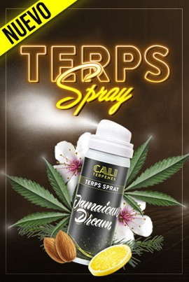 Terps Spray de Cali Terpenes